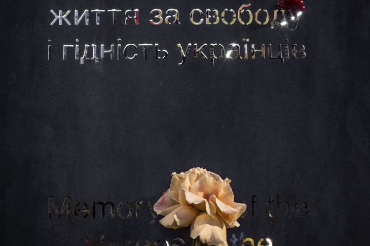 Tribute to the memory of the Heroes who lost their lives for freedom