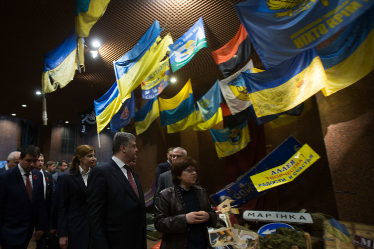 Ukraine adopts a new tradition of celebrating 8th of May as Day of Memory and reconciliation from Europe